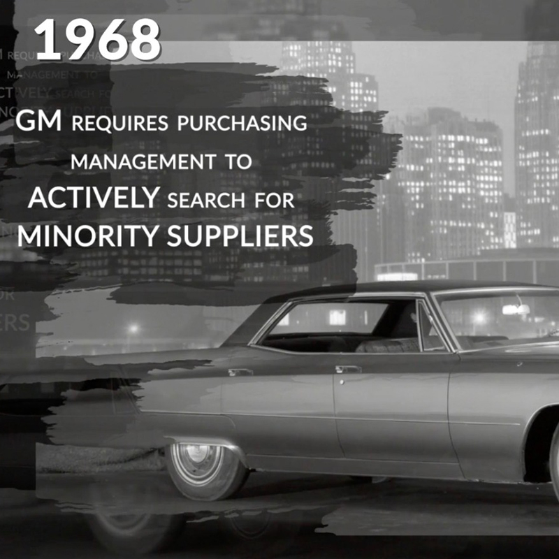 General Motors Sizzle Reel